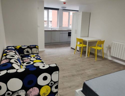 Fantastic, Modern Spacious Self Contained Student Apartments